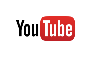 youtube logo in color