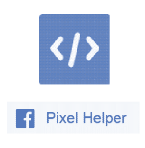 facebook pixel helper logo